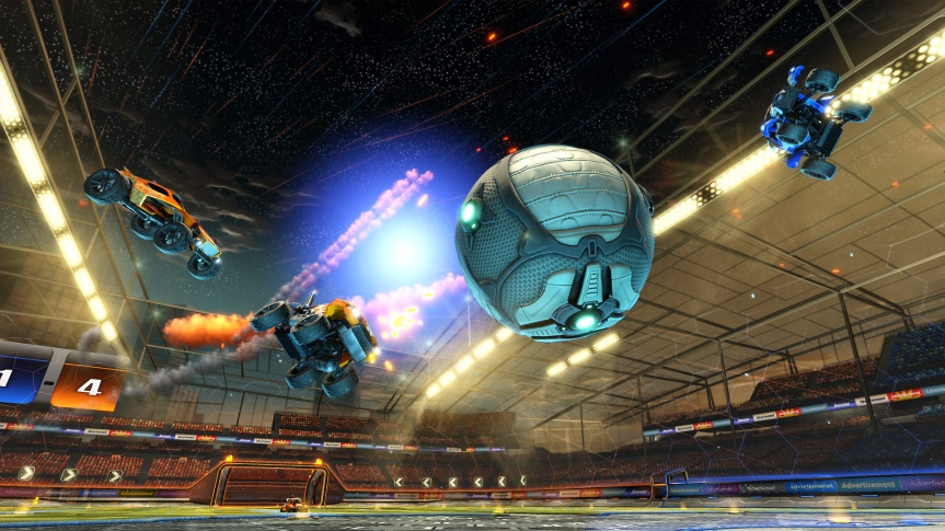 A Breath of Fresh Fun – Rocket League