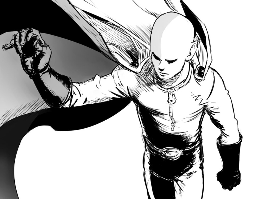 One Punch Man – Heroism Has a New Face