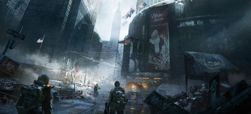 Let's Talk: TheDivision